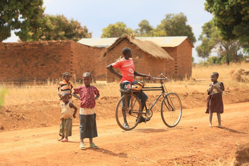 welu-1 project. model farm. farmer Zacahria Simpamba, Hakima Farmer Group